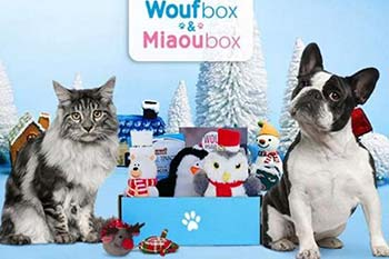Promotion Woufbox