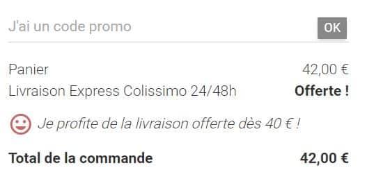 code promo 1001Bijoux