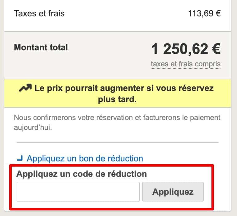 code reduction Hotels_com
