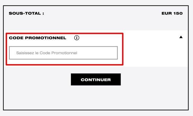 code promo Dsquared2
