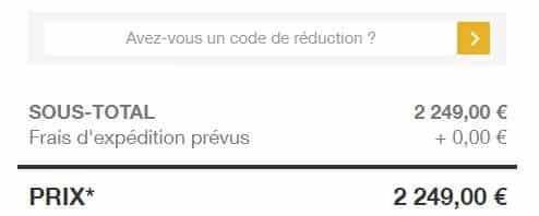code promo Olympus