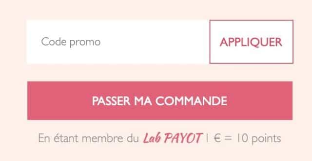 code promo Payot