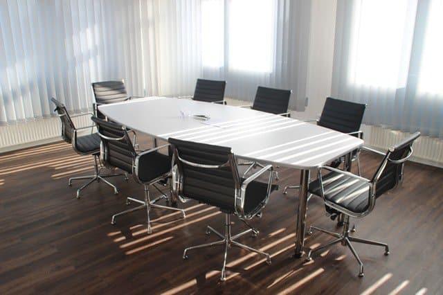 salle de réunion pas chere